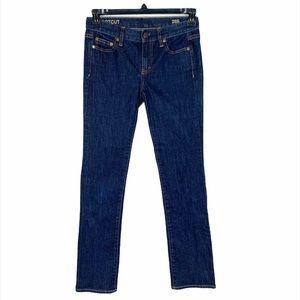 J.Crew Bootcut Blue Denim Jeans 26S